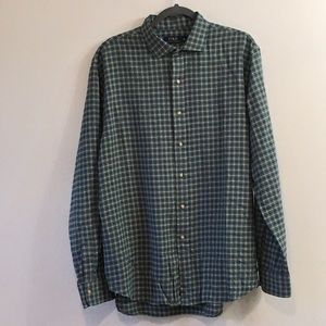 Polo by Ralph Lauren Sz XL long sleeve shirt